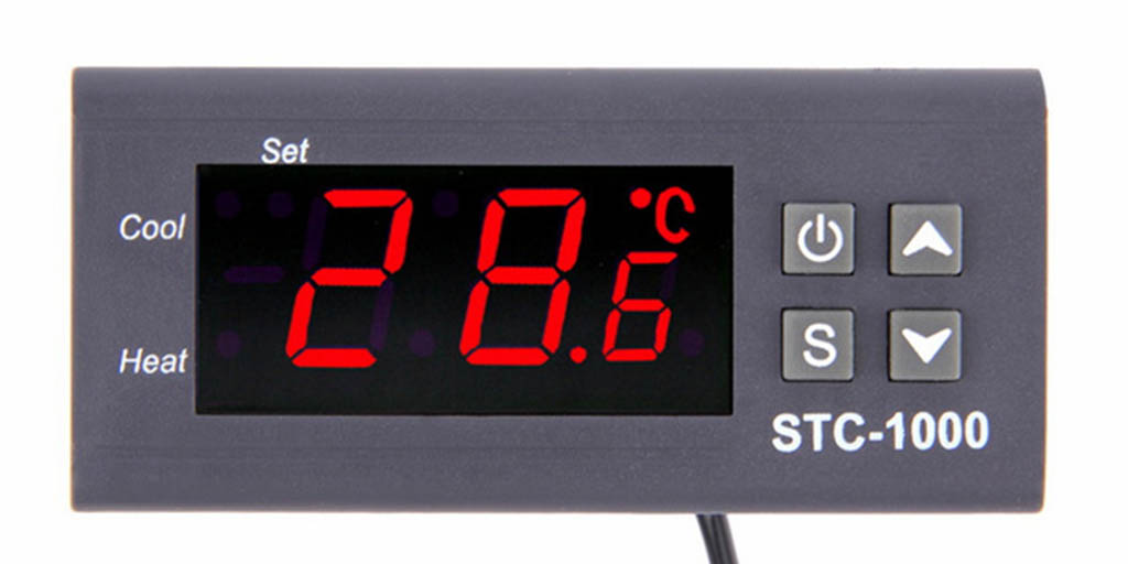 Bbearded dragon thermostat